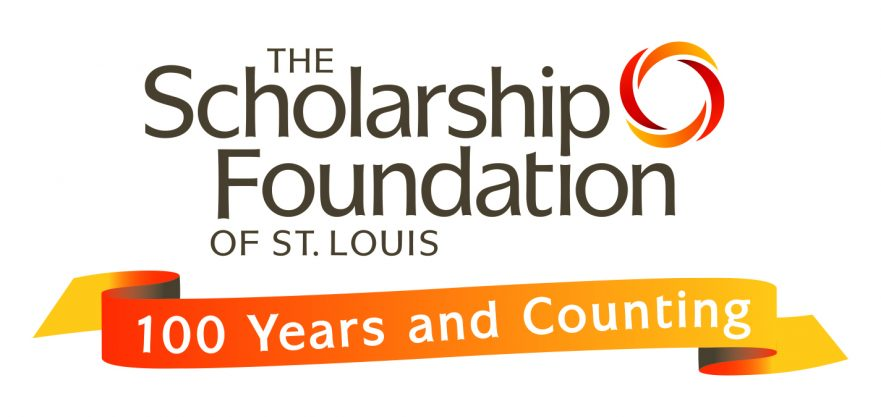 Scholarship Foundation Centennial Logo